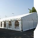 Fesztivál sátrak